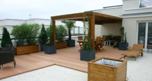 Read more about the article Aménager sa terrasse